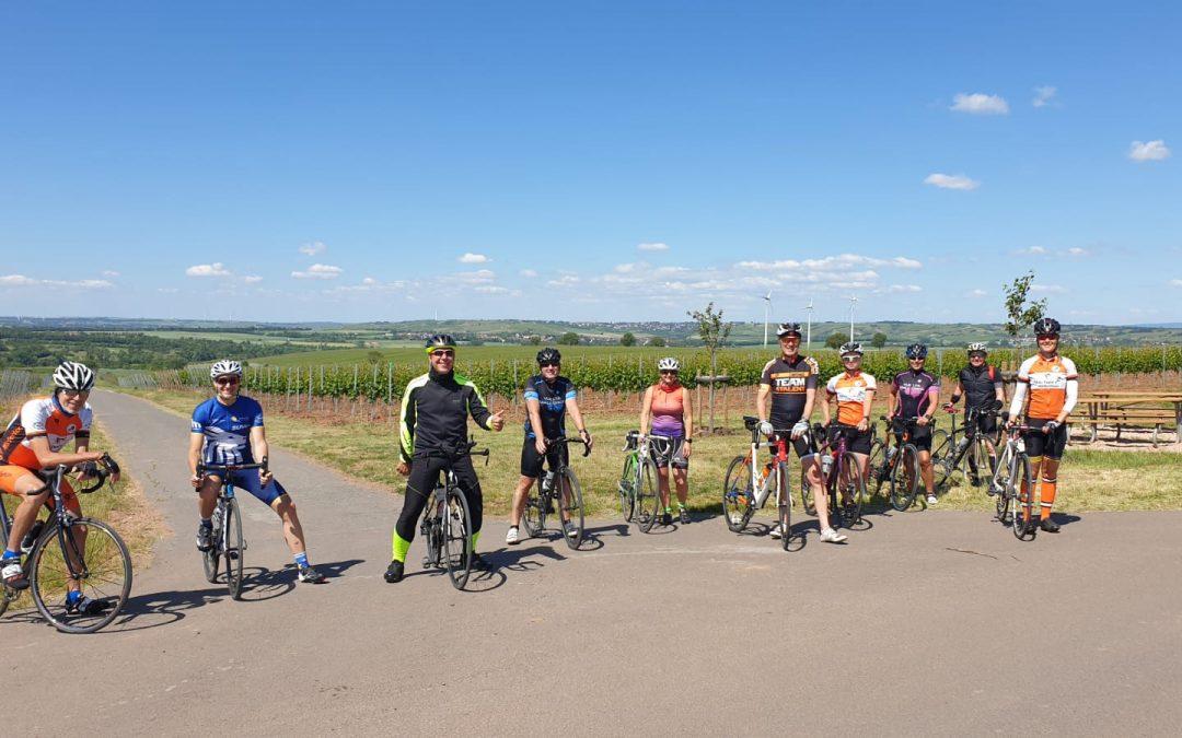 Team MöWathlon rollt wieder