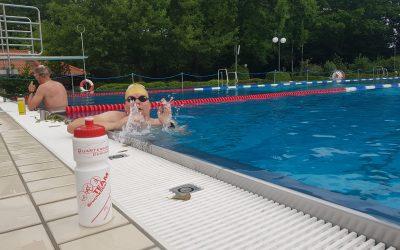 Schwimmtraining in Mörfelden Walldorf – der pure Luxus