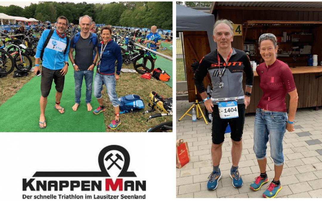 Team MöWathlon beim KnappenMan in der Lausitz – ein voller Erfolg in diesen Zeiten