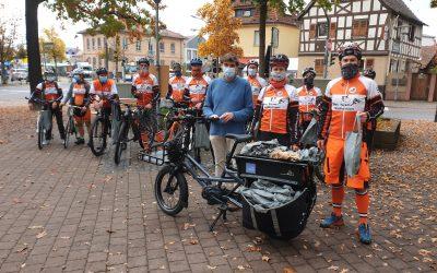 Stadtradeln – Team MöWathlon gehört zu den Besten!!