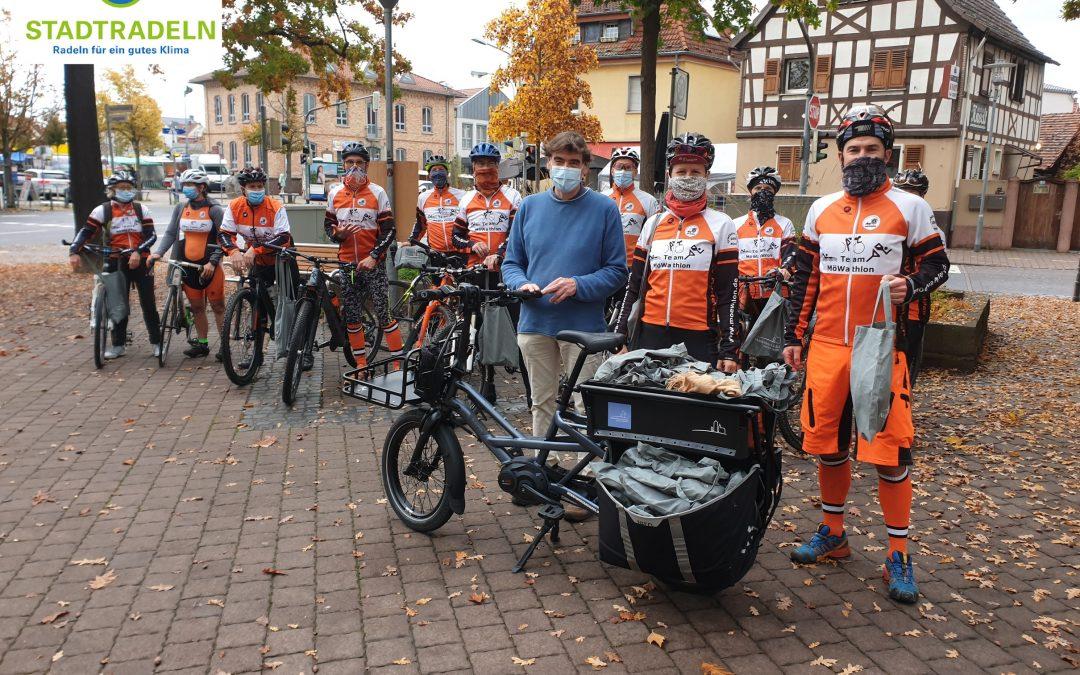 Stadtradeln 2020 – Team MöWathlon in der Presse