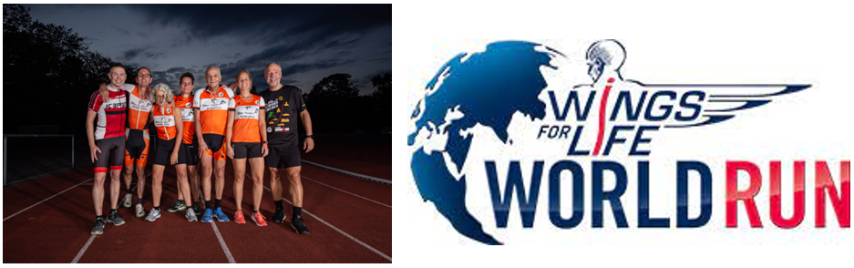 Team MöWathlon and Friends – begleite uns beim Wings for Life World Run